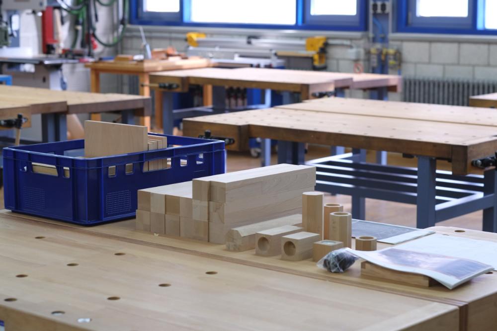 Berufsschule für Holztechnik | Friedrich-Hecker-Schule Sinsheim